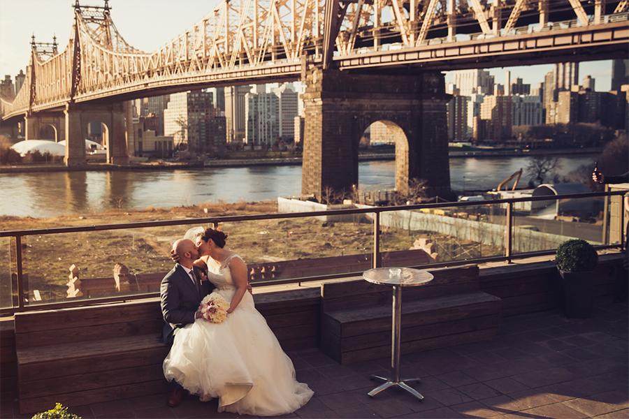 New York Wedding Photography Ravel Hotel Brooklyn