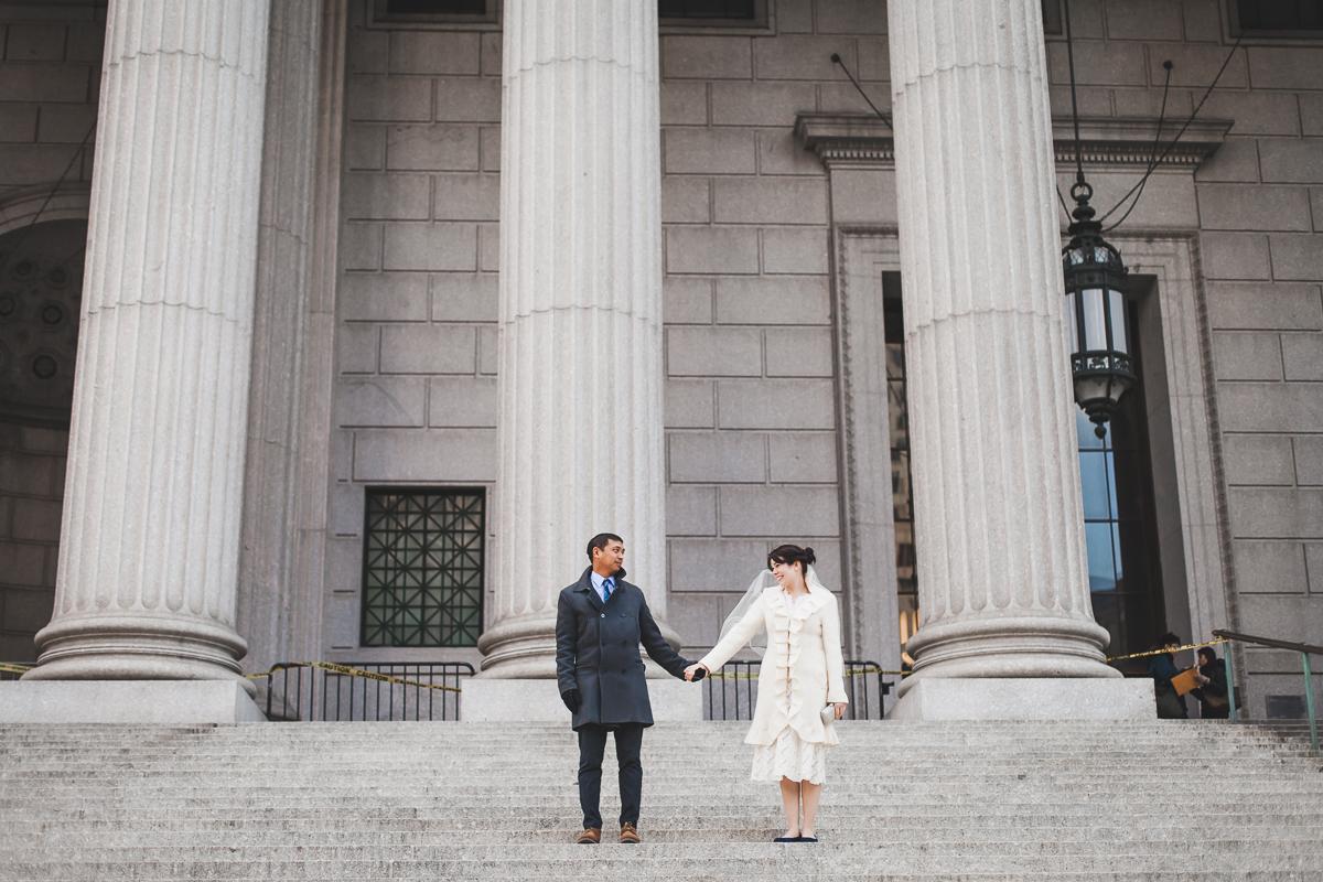 New-York-City-Hall-Wedding-Photographer