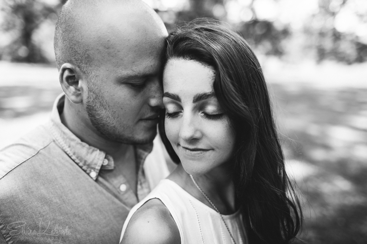 Storm King Art Center Summer Engagement Session - Jenny and