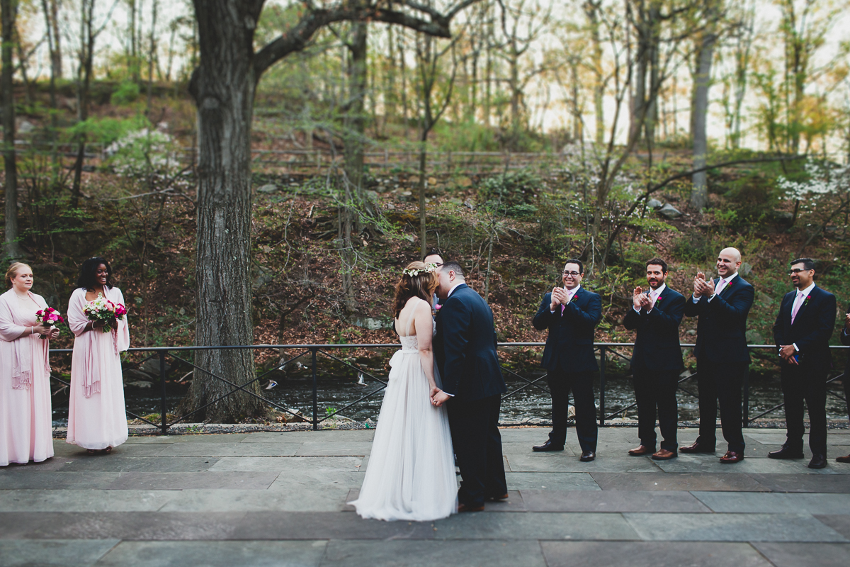 New York Botanical Garden Wedding.Stone Mill Wedding New York Botanical Garden Diane And Amaru