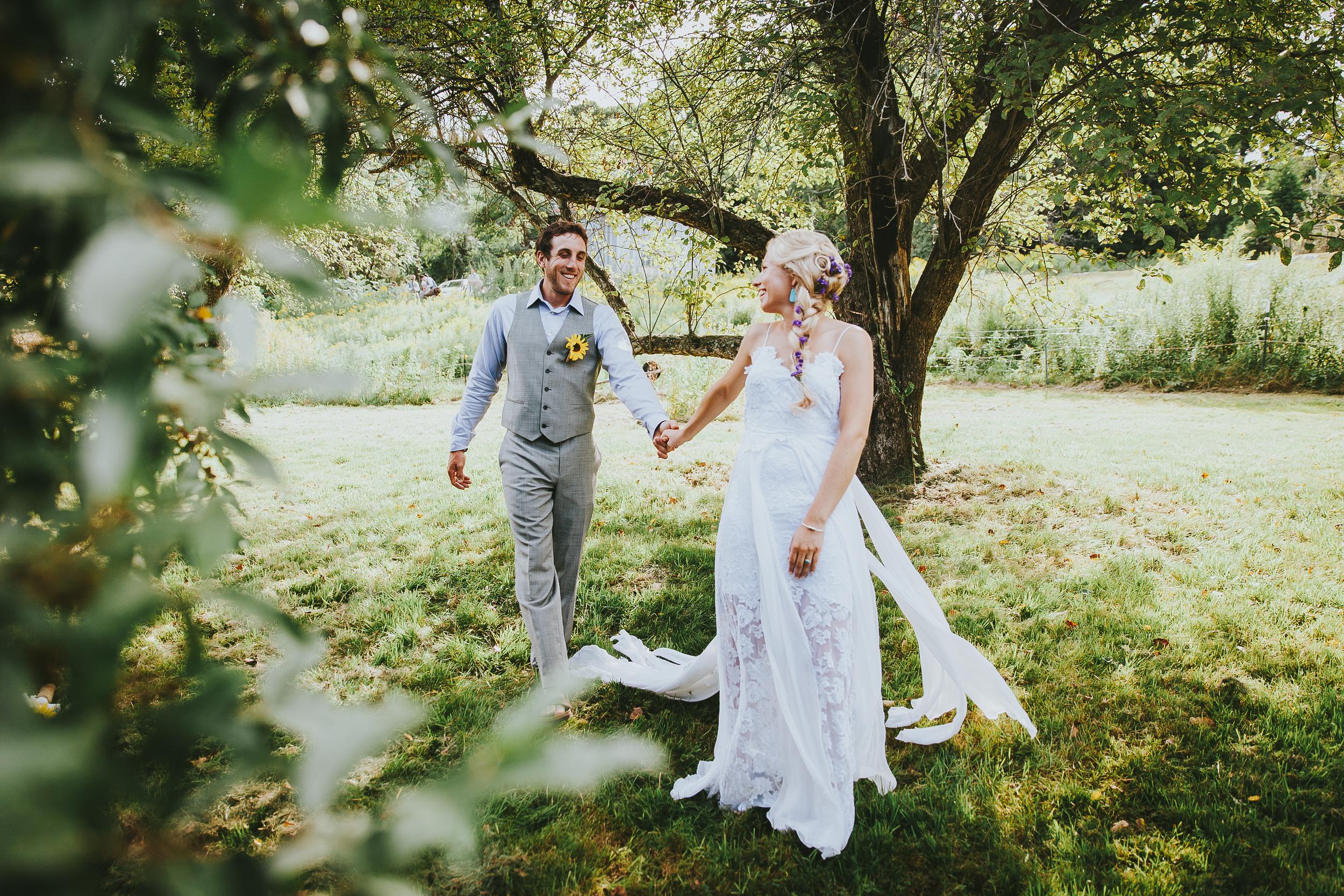 Ayla and David - WEDDING CHICKS