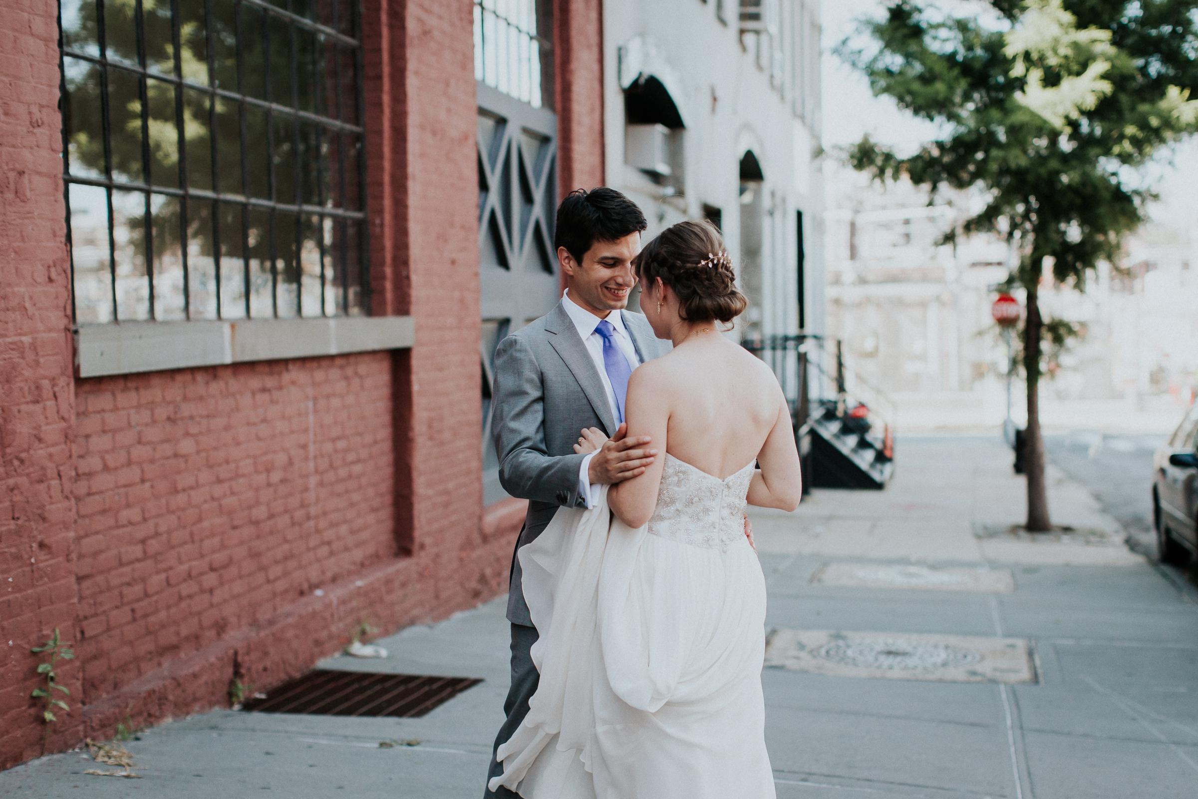 Dinosaur-Inspired-Brooklyn-Wedding-26-Bridge-New-York-Documentary-Wedding-Photographer-14.jpg