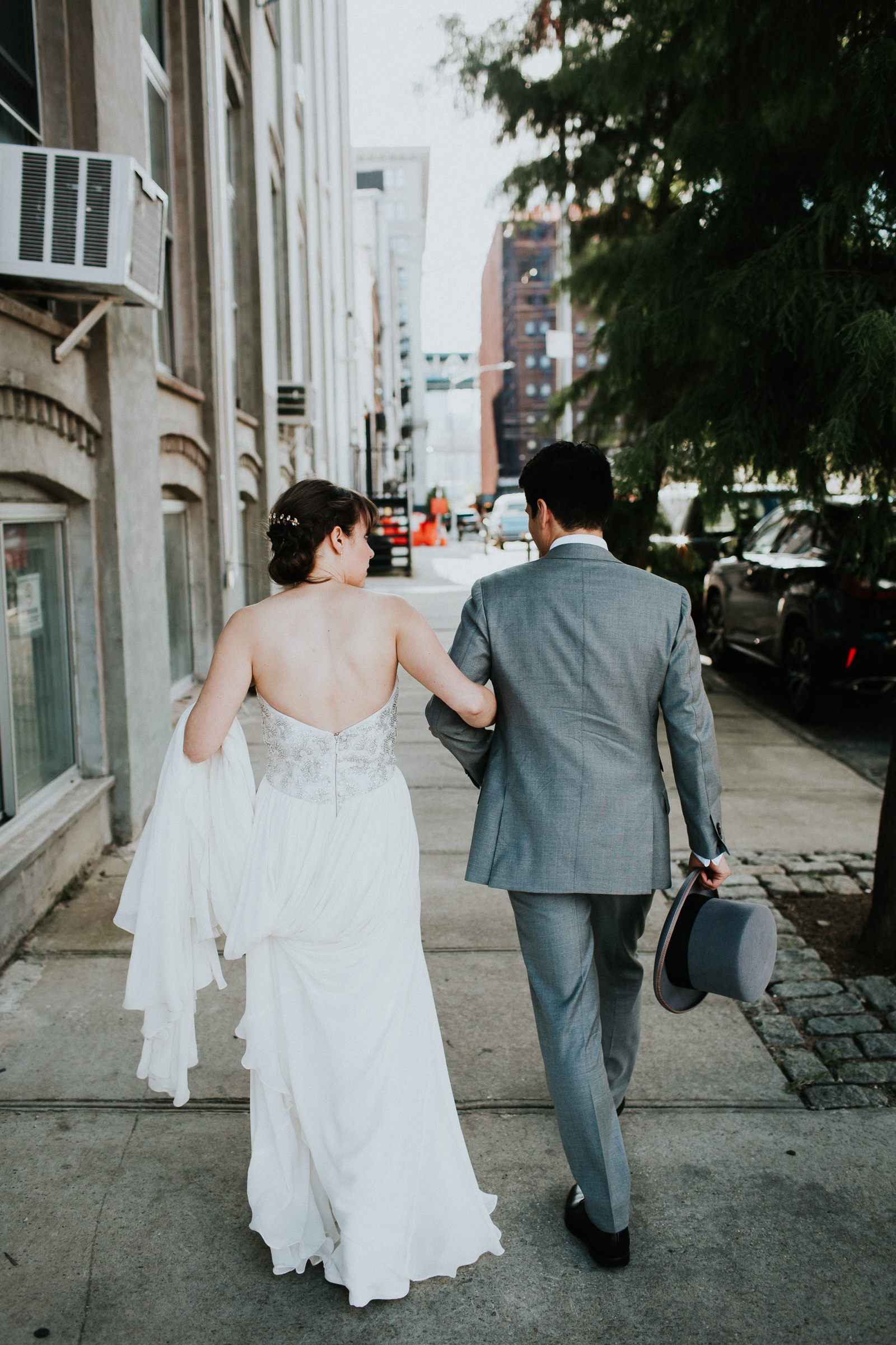 Dinosaur-Inspired-Brooklyn-Wedding-26-Bridge-New-York-Documentary-Wedding-Photographer-20.jpg