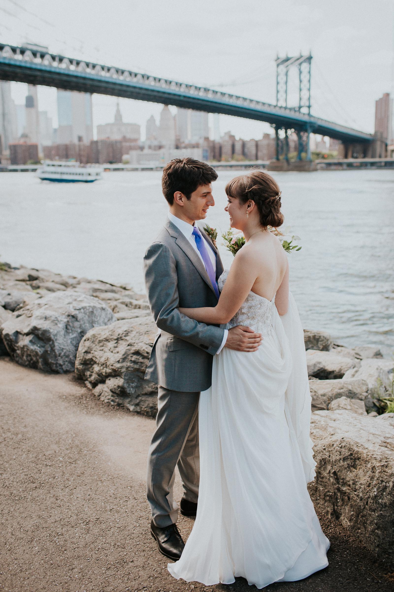 Dinosaur-Inspired-Brooklyn-Wedding-26-Bridge-New-York-Documentary-Wedding-Photographer-23.jpg