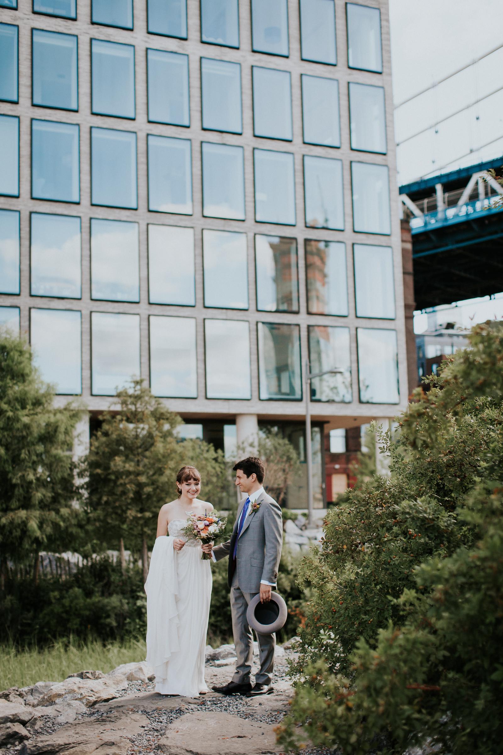 Dinosaur-Inspired-Brooklyn-Wedding-26-Bridge-New-York-Documentary-Wedding-Photographer-26.jpg
