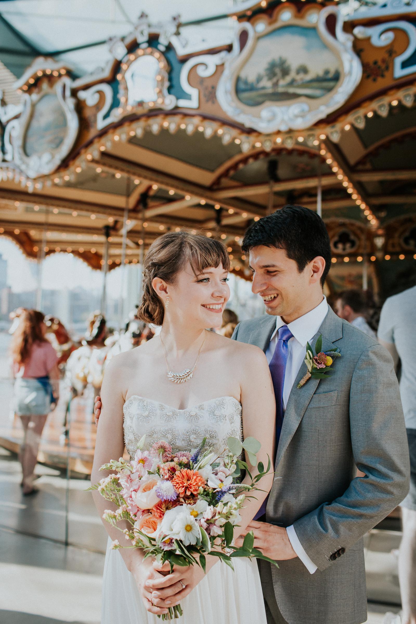 Dinosaur-Inspired-Brooklyn-Wedding-26-Bridge-New-York-Documentary-Wedding-Photographer-32.jpg