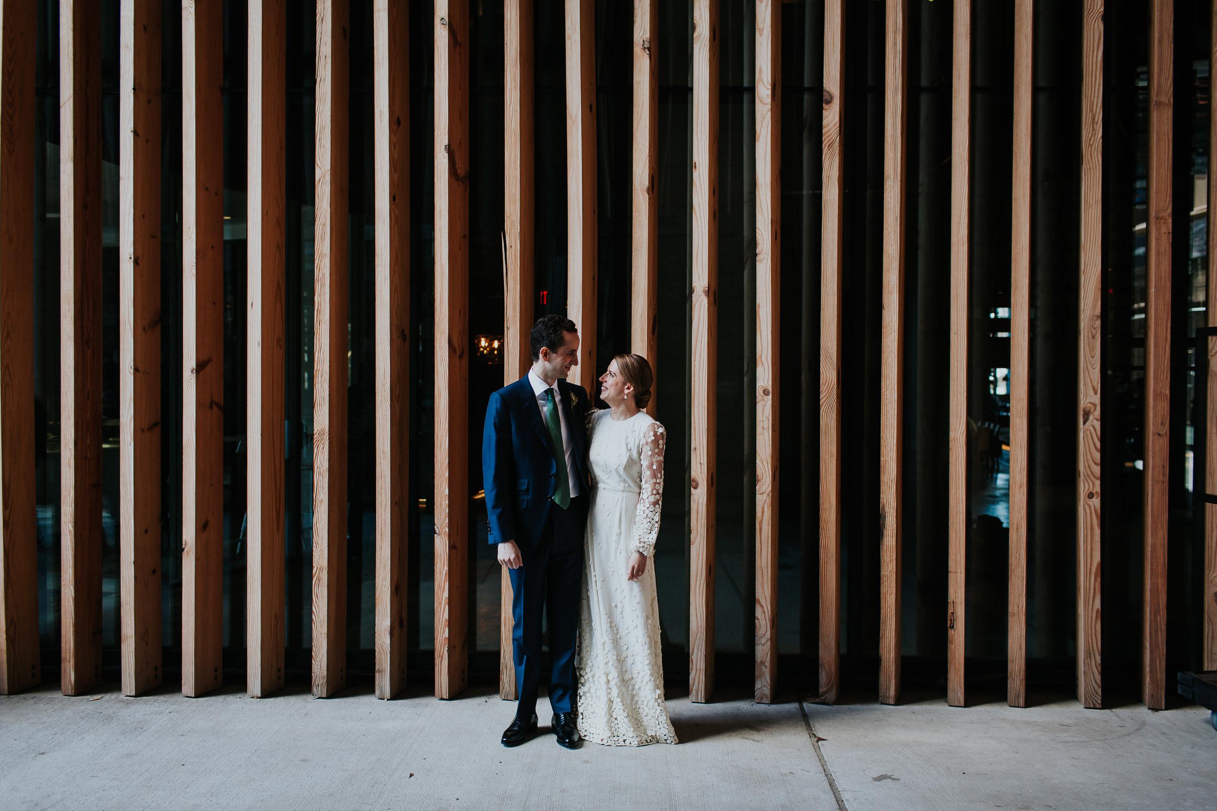 Pioneer Works Wedding, Red Hook, Brooklyn - Karina & Alex