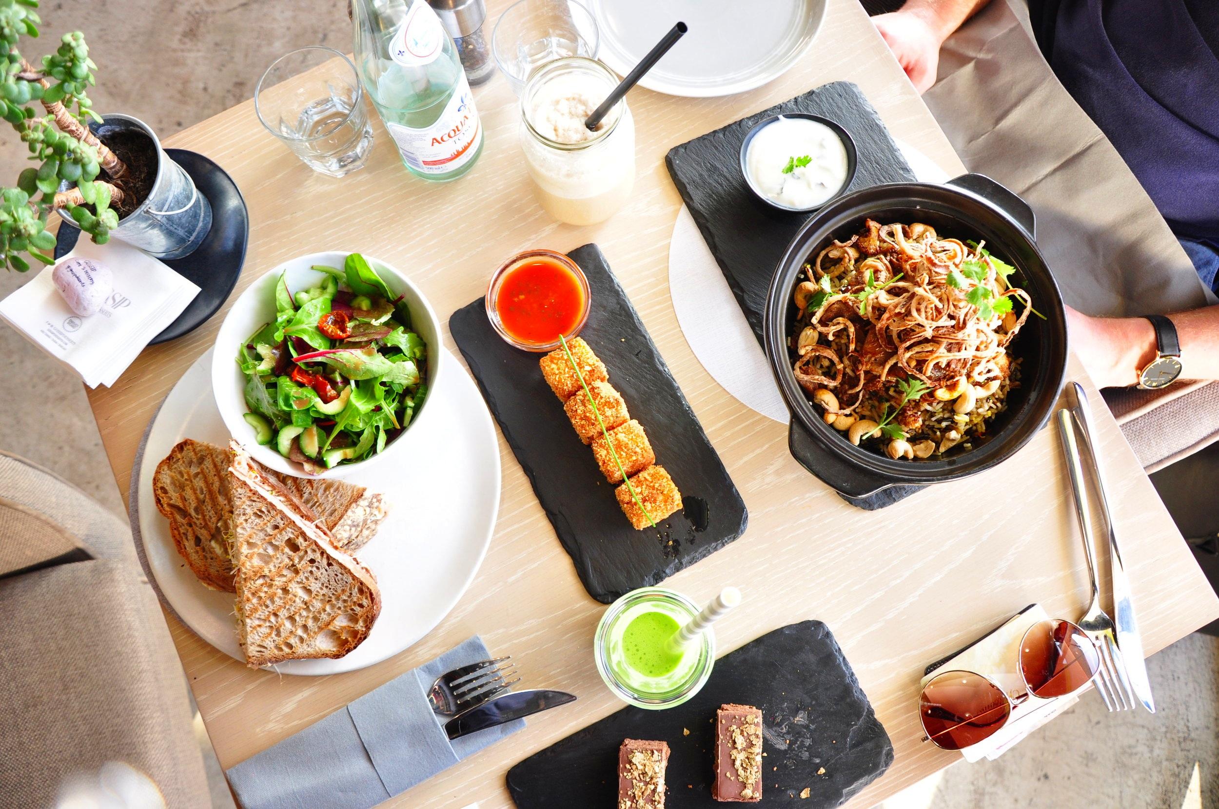 Review: GOSSIP Cafe, The Box Park Dubai