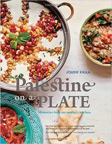 Zaytoun -  Palestine on a Plate Cookbook