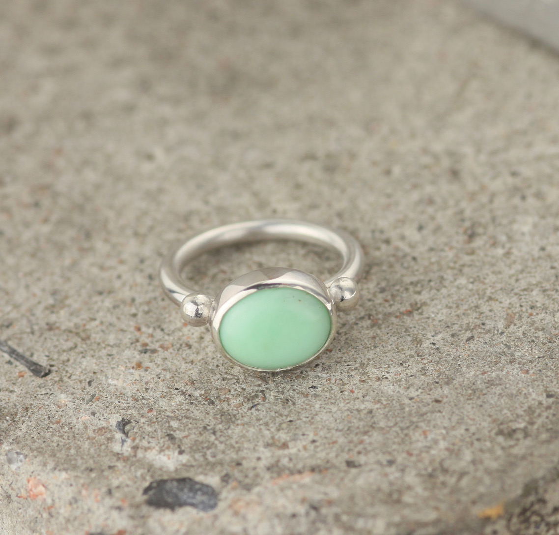 What gems would you love this ring made in?