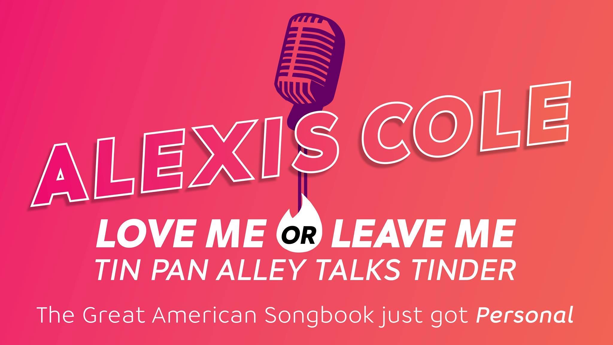 Alexis Cole_Love Me or Leave Me.JPG