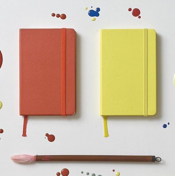 Image via Moleskine, @moleskine_world.
