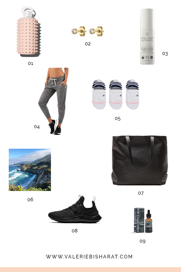 valerie bisharat wellness gift guide
