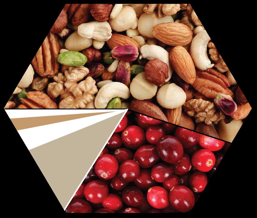 walnut cranberry