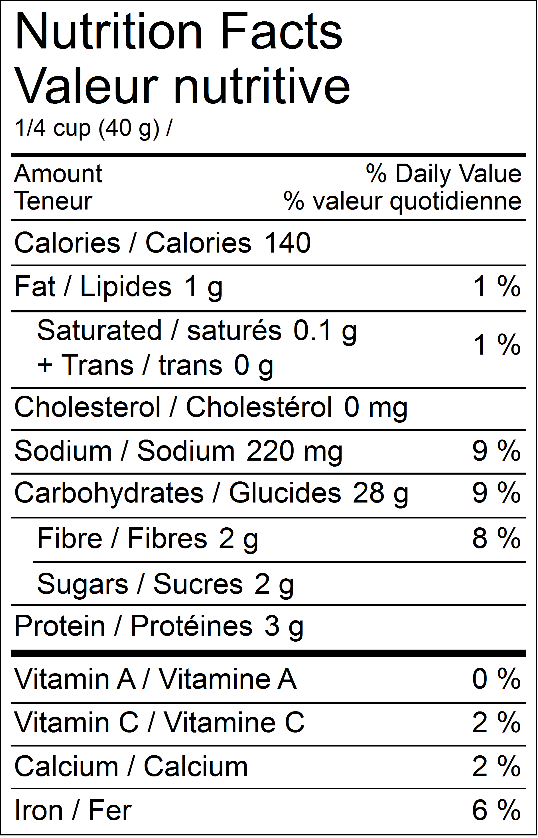 Forte chocolate cake nutritional facts