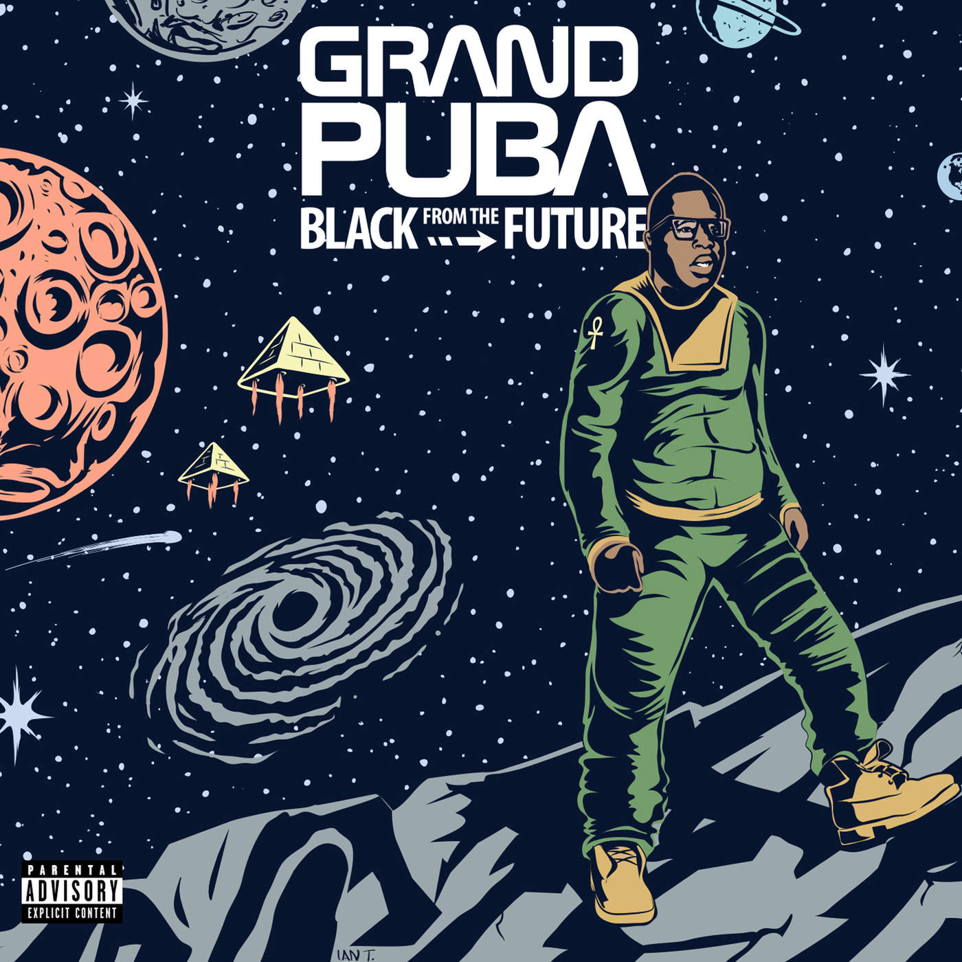 Grand Puba •  Black from the Future   Mixer
