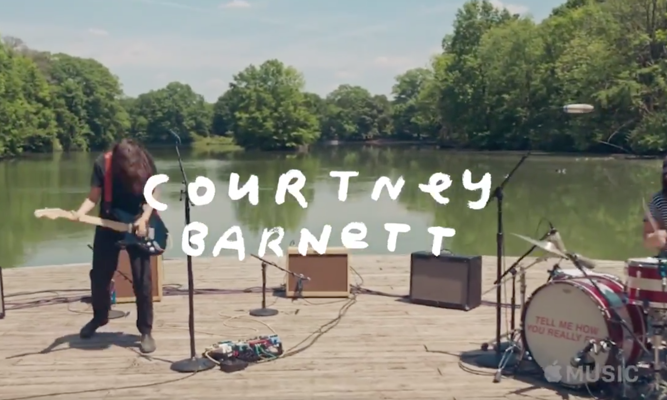 Courtney Barnett •  Tell Me How You Really Feel: Live in Atlanta • Apple Music  2018
