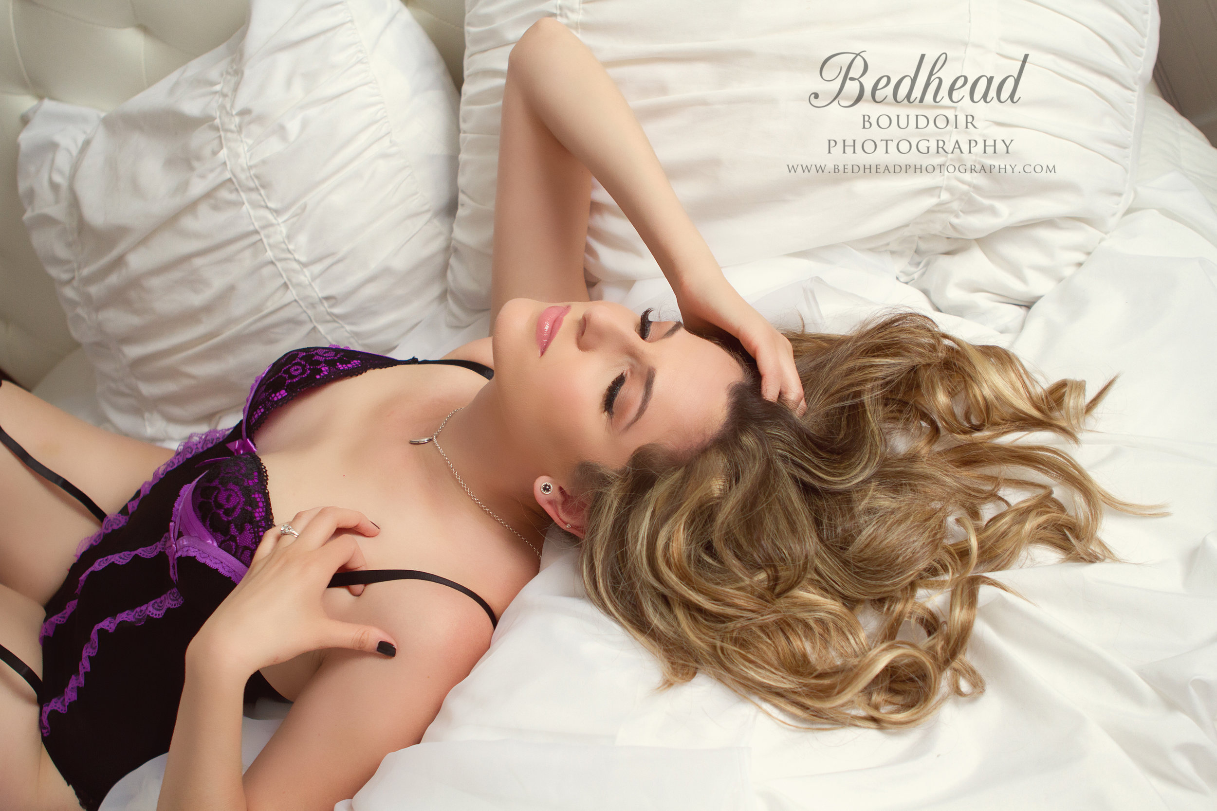 bedhead boudoir photography chicago il