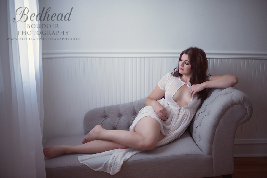 Bedhead Boudoir Photography Chicago