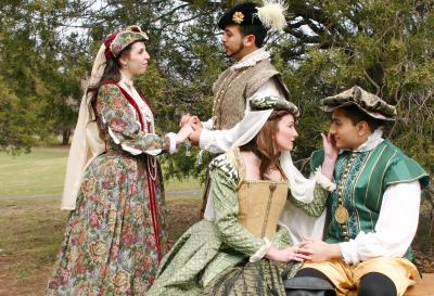 """The Valley Cultural Center is proud to host  Shakespeare by the Sea once again at Warner Center Park with """"As You Like It,"""" by William Shakespeare.  Event is Free!  For more information click  here"""