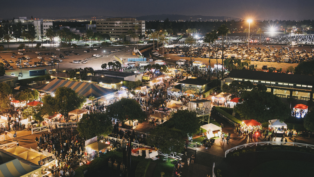 """Held at Santa Anita Park, 626 Night market is the """"original and largest Asian-themed night market in the U.S.,"""" featuring tons of food, art, crafts, games, music, and more. Consider your Labor Day weekend booked. Bonus: admission is only $3.  For more information  click here"""