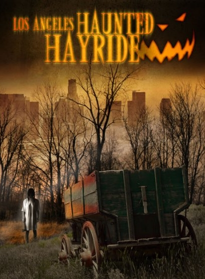 Get on the darkest, scariest and most haunting experience to date, Los Angeles Haunted Hayride, Boogeyman.  For more information  click here
