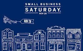 small business saturday november 28th 2015
