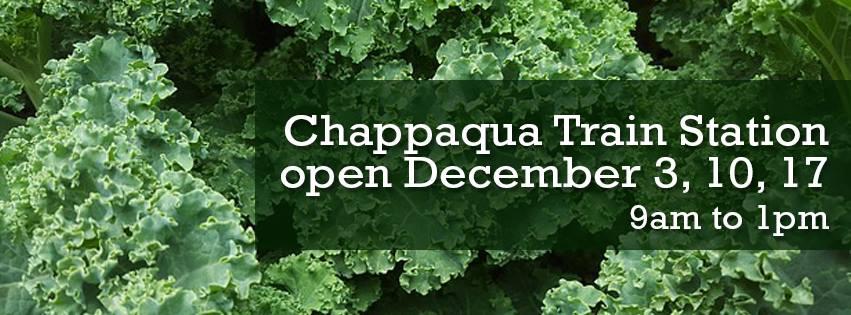 chappaqua farmers market december