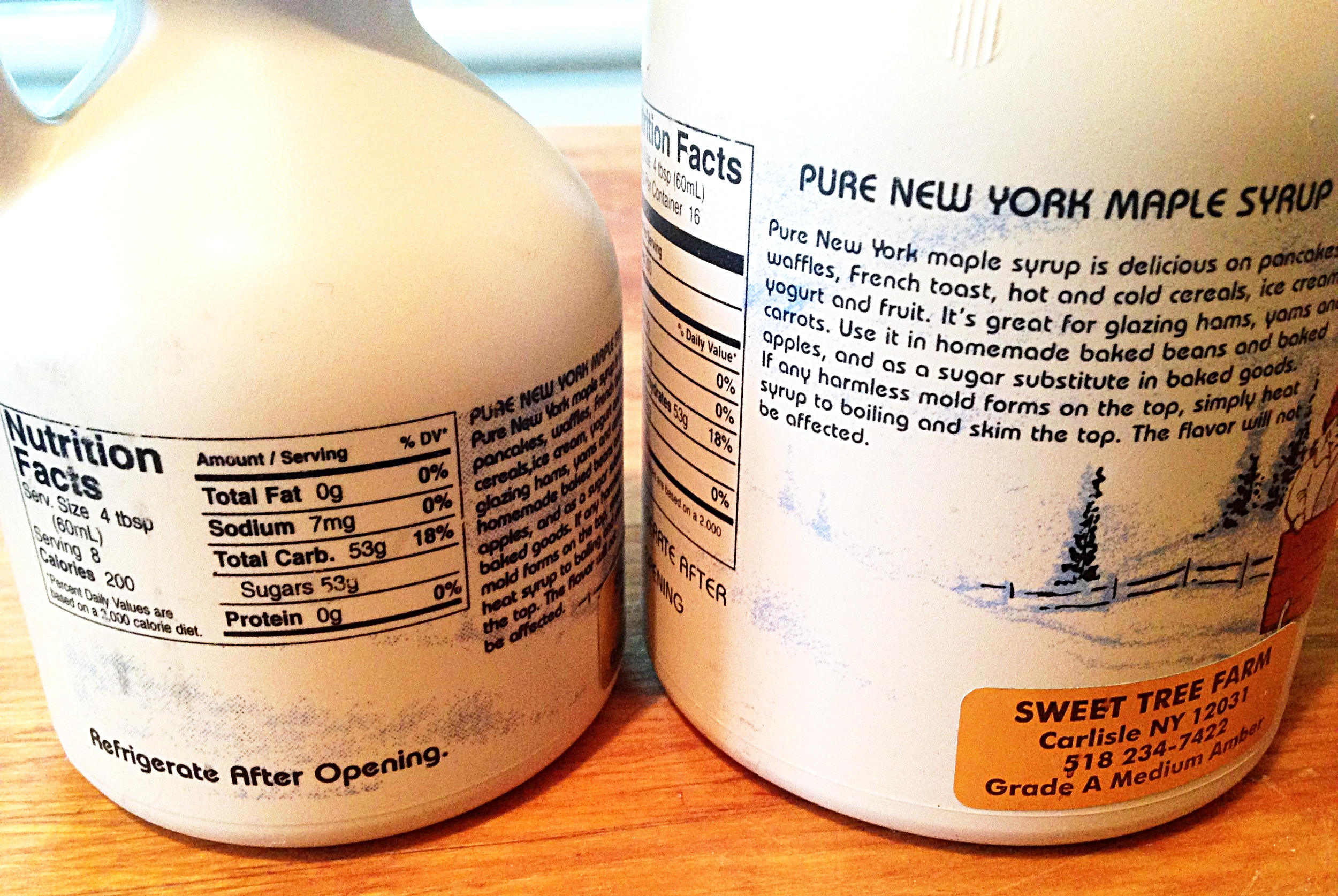 FarmEats maple syrup