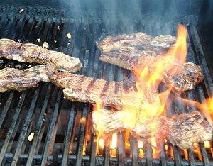 FarmEats 100% grass fed beef short ribs Korean BBQ