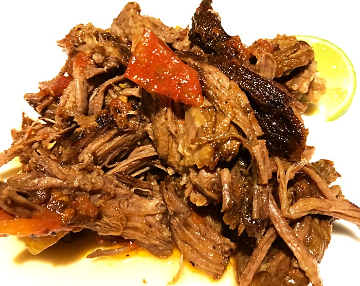FarmEats Grass Fed Pulled Beef
