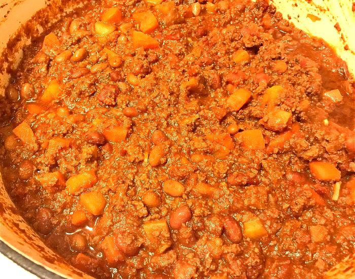 FarmEats Grass Fed Beef Chili
