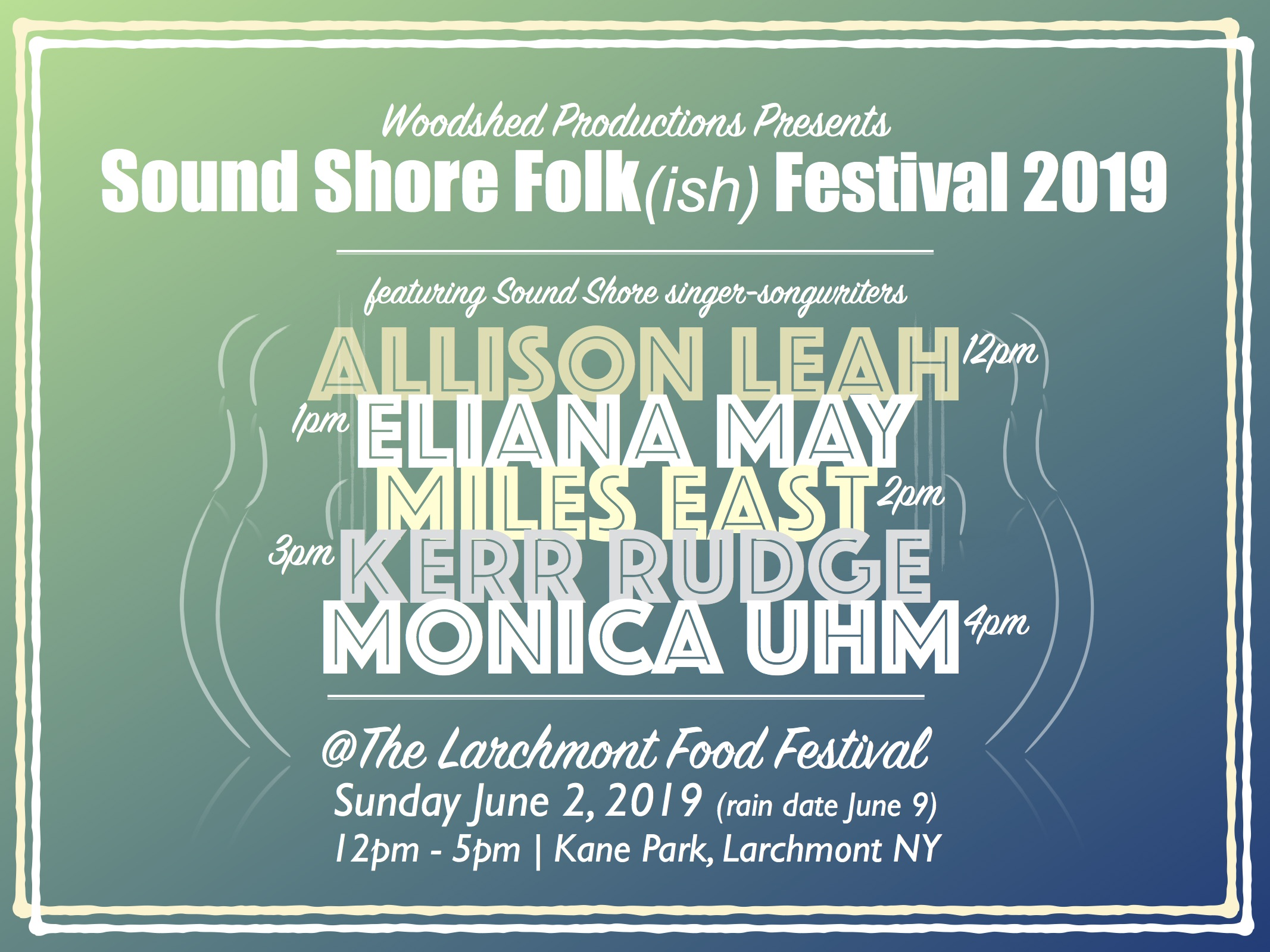 Sound Shore Folk(ish) Festival 2019