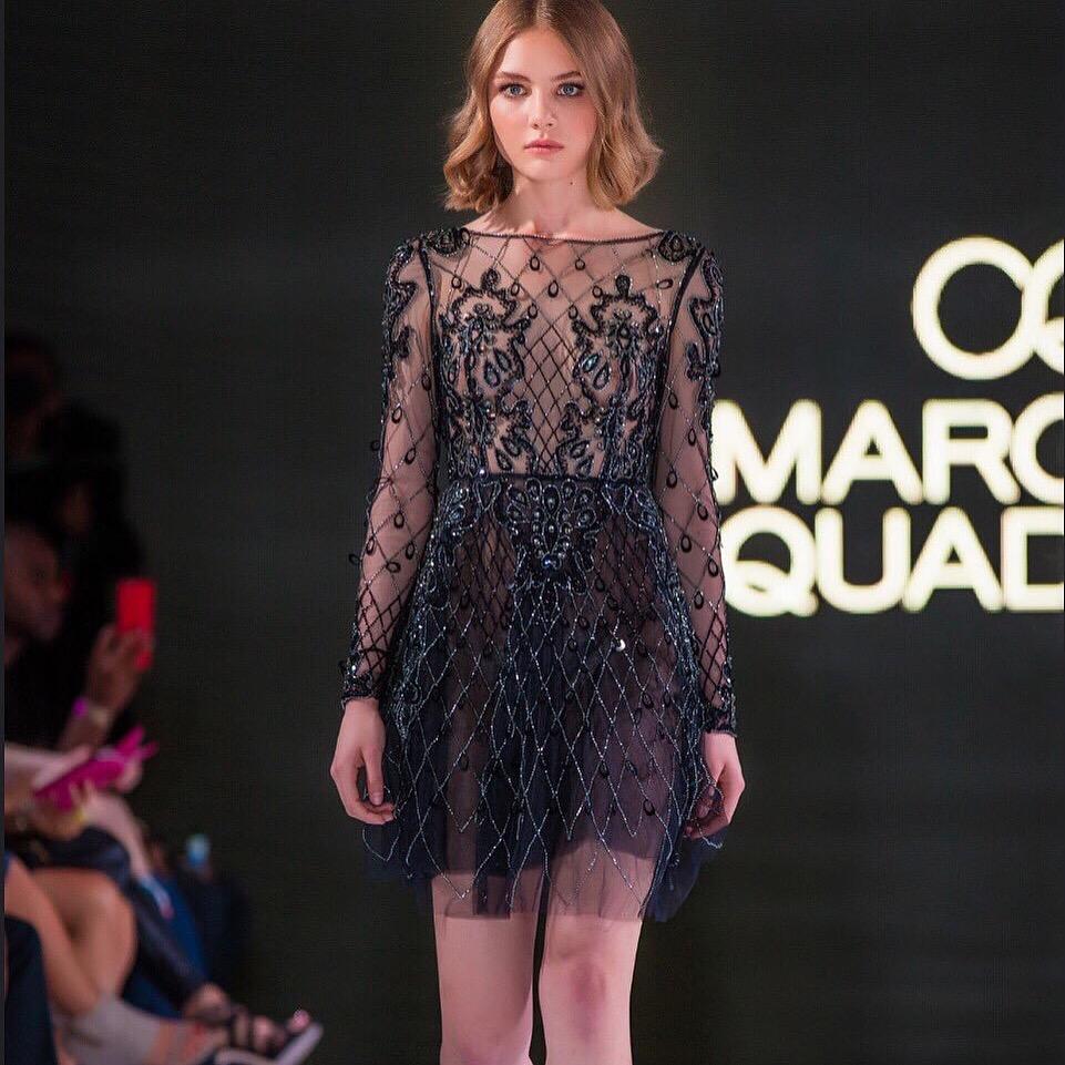 LA Fashion Week -Columbia Square March 2016  MUA | Bek Harvey  Cinema Secrets PRO team  Concepts by Shanna Cistilli