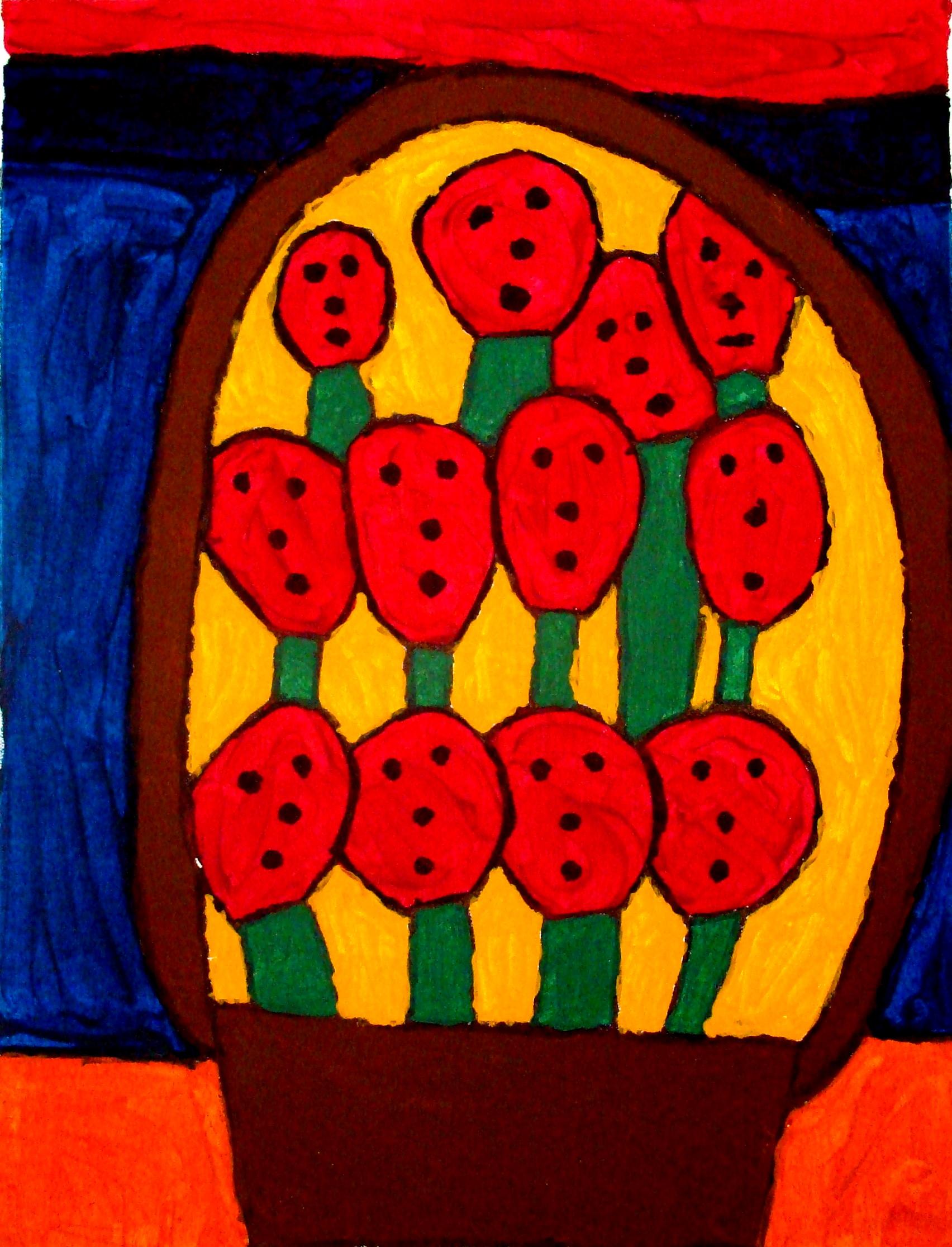 Basket of Berries