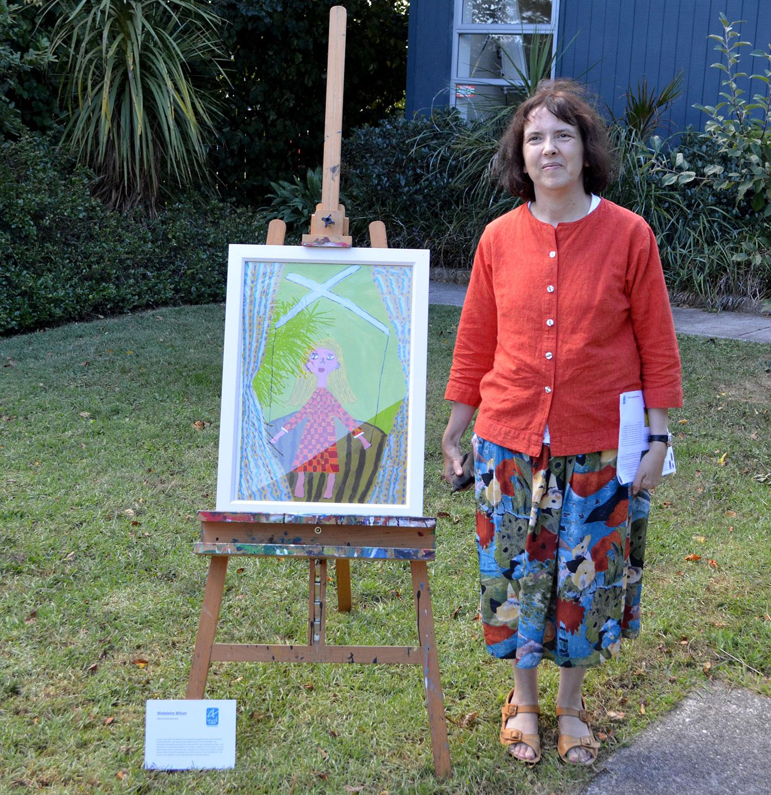 Madeleine Wilson and her work