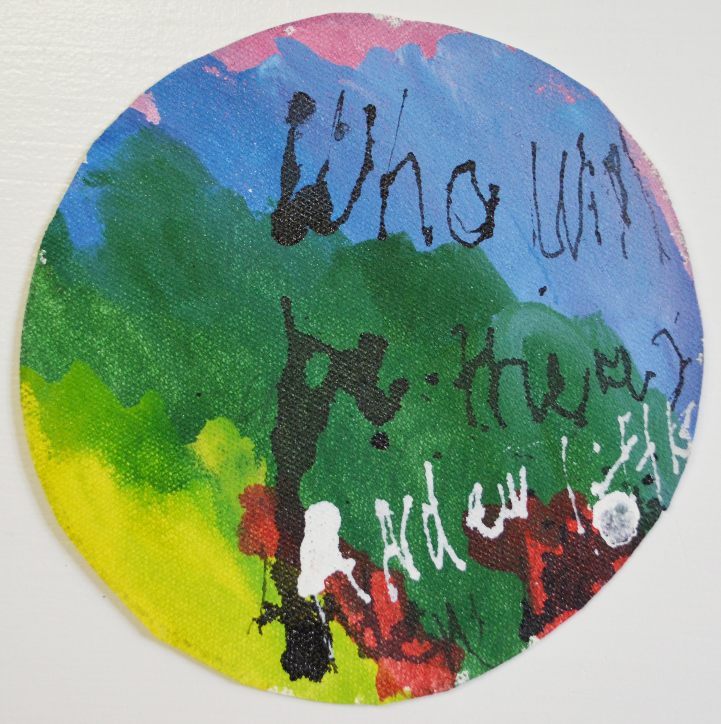 Antonia Nicoll  Who will be there? Andrew Little ,2014