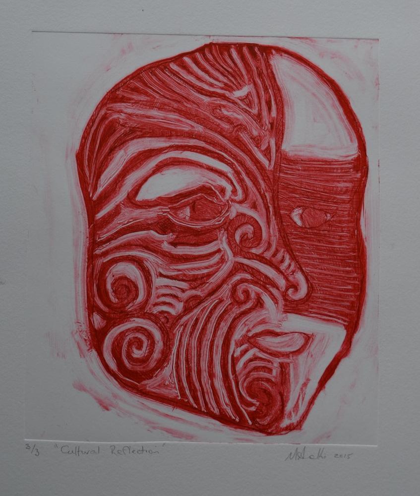 Mark Anaki, Cultural Reflections, 2015