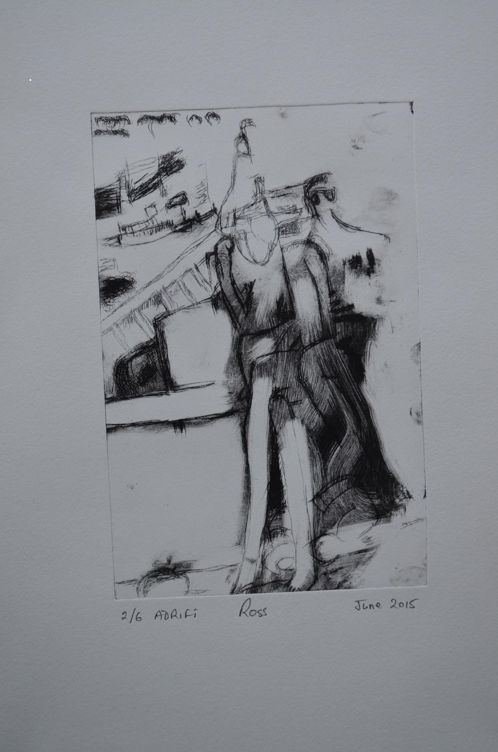 Ross Cowan, Adrifti, 2015