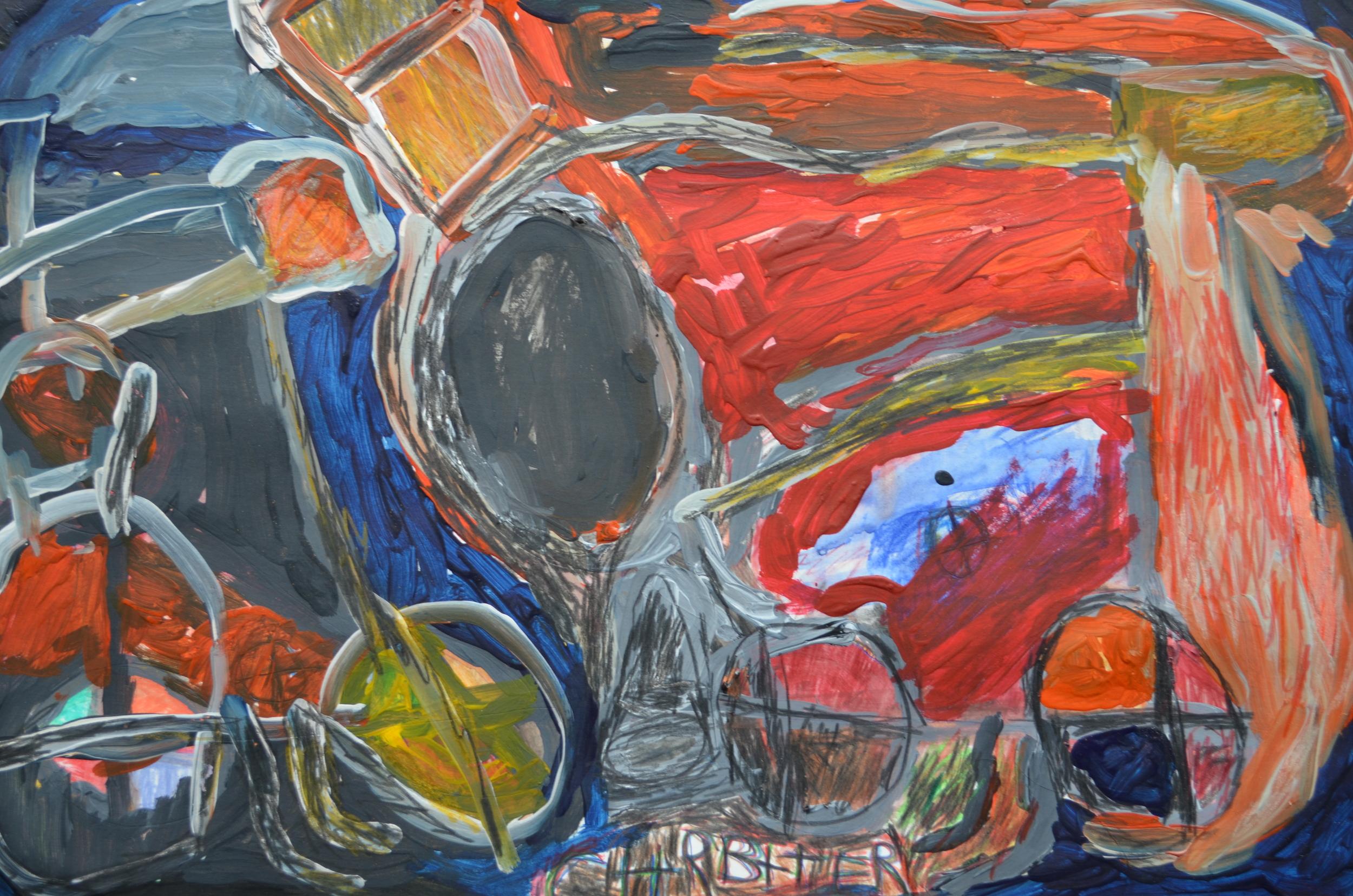 Chris Baxter, Untitled, 2015