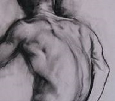 Life Drawing by Margaret Feeney
