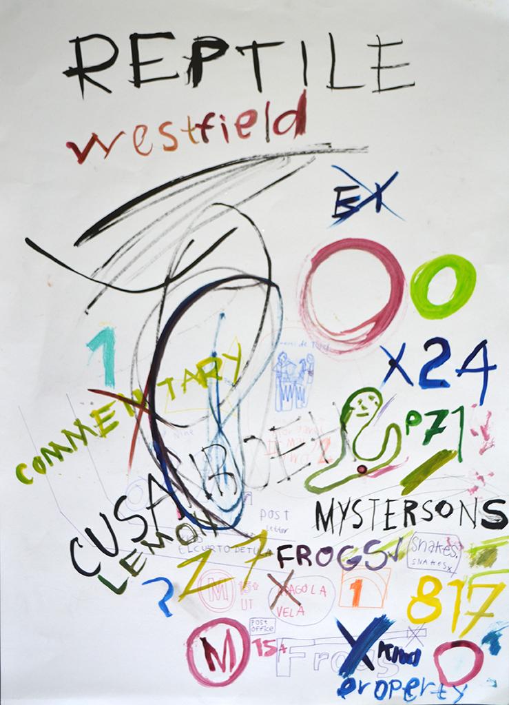 Xavier Williams,  Reptile Westfield  2016