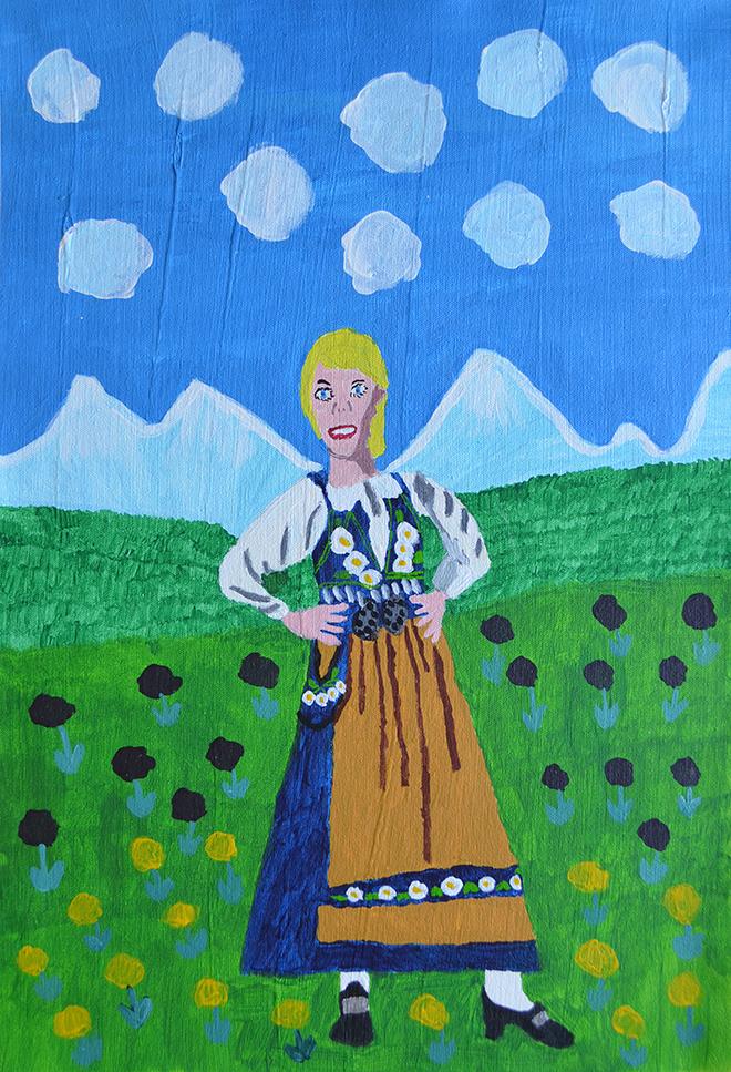 Madeleine Wilson  Liv From Sweden , 2016