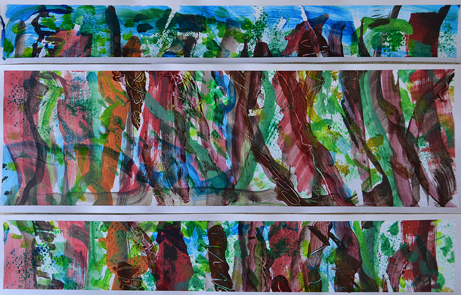 """Brenda Whittam """"Redwoods"""""""