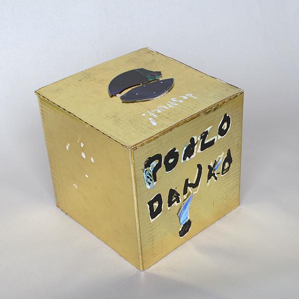 "Ponzo Danko ""Robot Head"""