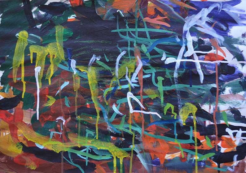 John Penman Wild Colour 2016