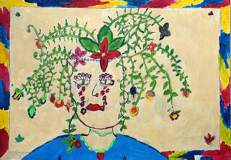 Ela Tukuhaukaua - Weeping Flowers