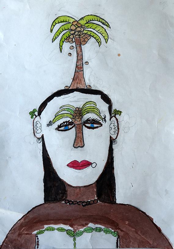 Ela Tukuahaukaua - Untitled