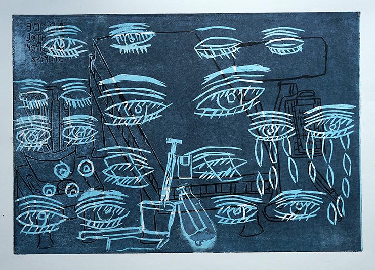 Ululau Ama - Untitled 1