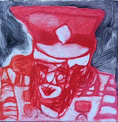 Warwick Frankham - Policeman 3